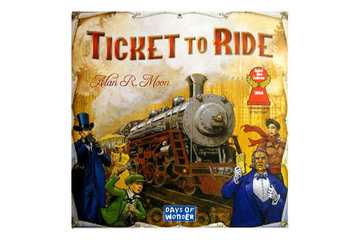 Chisholm R D Stationery & Books Ltd in Kentville: Ticket To Ride