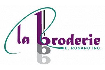 Broderie E Rosano Inc à Montréal