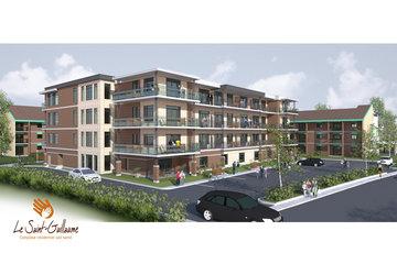 Residence Le Saint-Guillaume in Saint-Georges: Le nouveau projet du St-Guillaume, 50 unités nouvelles