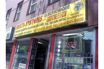 Electronique Multi-Systèmes