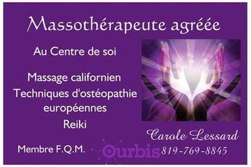 Carole Lessard Massothérapeute agréée