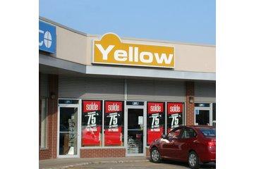 Chaussures Yellow à Baie-Saint-Paul