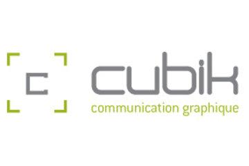 Cubik communication graphique