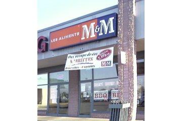 Les Aliments M&M à Saint-Constant
