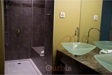 Hôtel L'Express à Longueuil: Suite Junior avec douche exotique