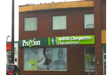 Pharmacie Proxim Judith Choquette in Longueuil