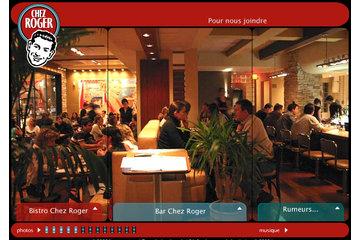 Bar Chez Roger in Montréal: le resto