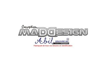 Conception MAD Design in Laval: Conception MAD Design