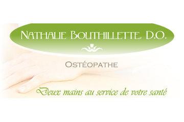Ostéopathie Nathalie Bouthillette