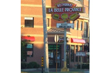 Restaurant La Belle Province à Sainte-Julie