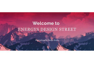 Energys Design Street: Toronto Web Designers
