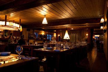 Fourquet Fourchette à Chambly: Intérieur du restaurant