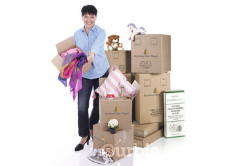 Montreal Box Depot à Saint-Hubert: Consumer Approved Complete Moving Kits