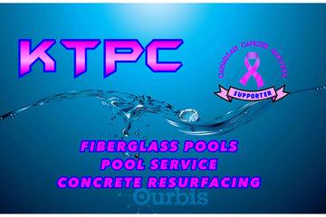 KTPC Custom Fiberglass Pools and Pool Service