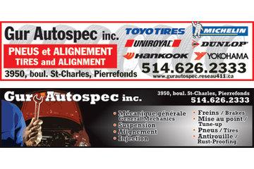 Gur Autospec Inc