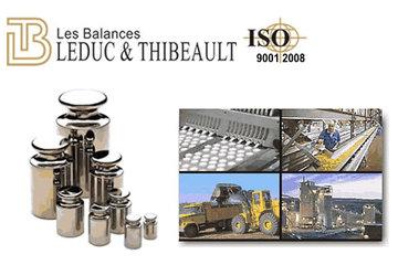 Les Balances Leduc & Thibeault Inc