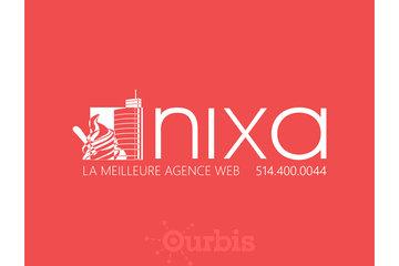 Nixa web design  in Montréal: Nixa design et conception web