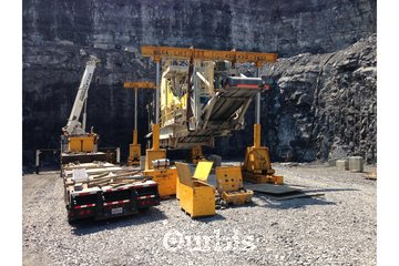 Mega Lift à Saint-Roch-de-l'Achigan: Levage industriel