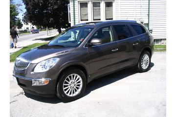 A and A Detailing in Lindsay: Buick Enclave