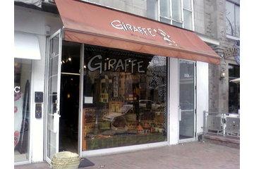 Giraffe Art Africain à Montréal