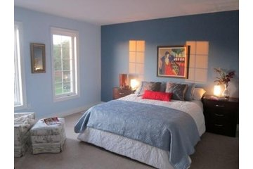 Ready to List Home Staging & Design in Brooklin: after - bedroom