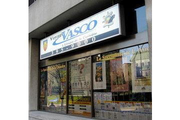 Voyages Vasco à Montréal