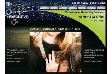 Coupe Executive Cut à Montréal: Coupe Executive Cut