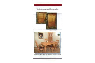 Ebenisterie Valcourt à Rawdon: un exemple