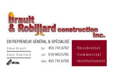 Brault & Robillard Construction Inc.