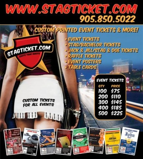 stagticket com stag party ticket services in toronto woodbridge