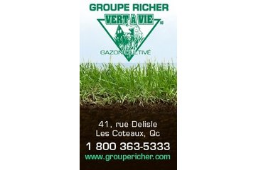 Groupe Richer (Sainte-Julie) in Sainte-Julie: Logo