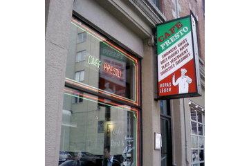 Café Presto in Montréal