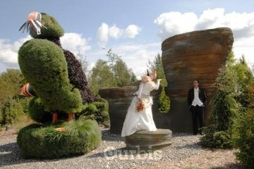 Parc Marie-Victorin in Kingsey Falls: Des photos surprenantes pour votre mariage!