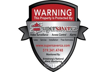 Supersaverca Video Surveillance Alarms and Access Control Systems