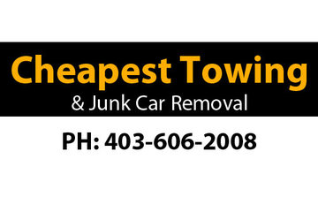 Cheapest Towing Calgary