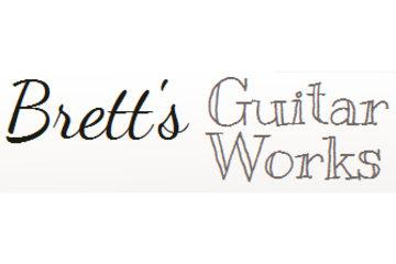 Brett's Guitar Works à Trenton
