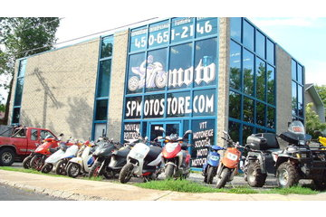 S P Moto Inc.