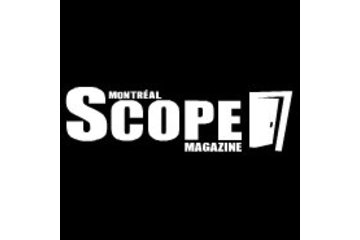 Montreal Scope Magazine in Montréal: Source : official Website
