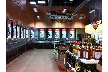 L'entrepôt du vin en vrac