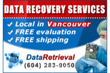 Data Retrieval Vancouver - Data Recovery Services