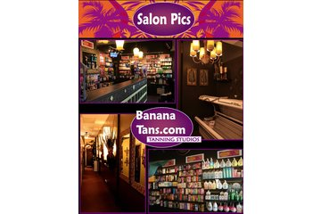 Banana Tans Tanning Studios on Broadway at Main in Vancouver
