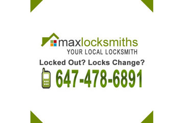 Locksmith Aurora (647)478-6891