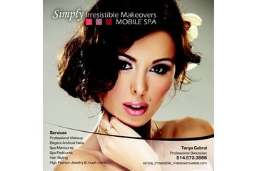 Beauté  Simplement Irrésistibles   /   Simply Irresistible Makeovers