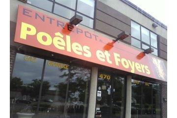 Entrepôt De Poêles Et Foyers Rive-Sud