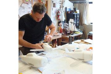 Atelier Sylvain Racine in Montréal: Atelier Sylvain Racine