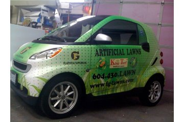 solutions printing, signs and awnings in Burnaby: vehicle wrap