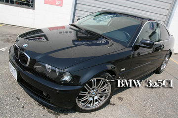 Maaco Collision Repair & Auto Painting in Burnaby: BMW 325CI