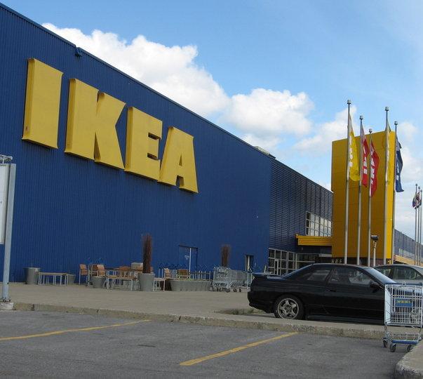 Ikea Showroom Related Keywords: IKEA, Montréal QC
