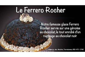 Crémerie Des Moulins in Terrebonne: Gâteau ferrero