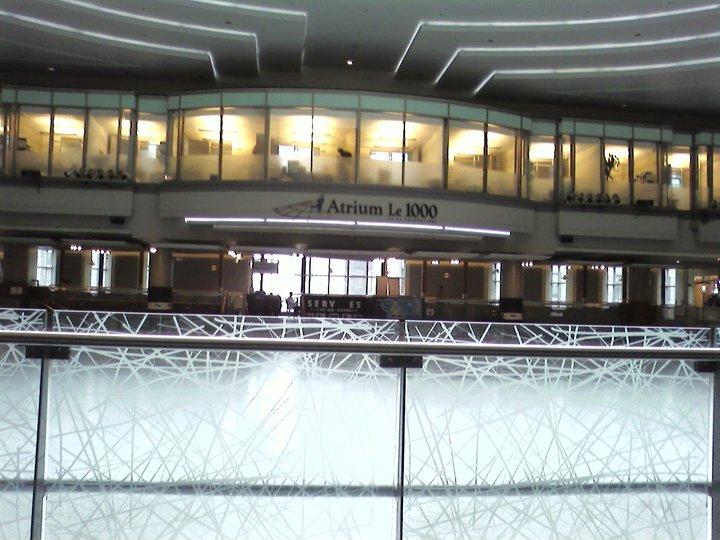 Atrium le 1000 de la gaucheti re bureau 610 montr al qc for Cours de design interieur montreal